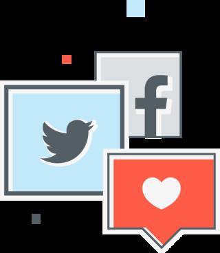 Social Channels at SellTrade